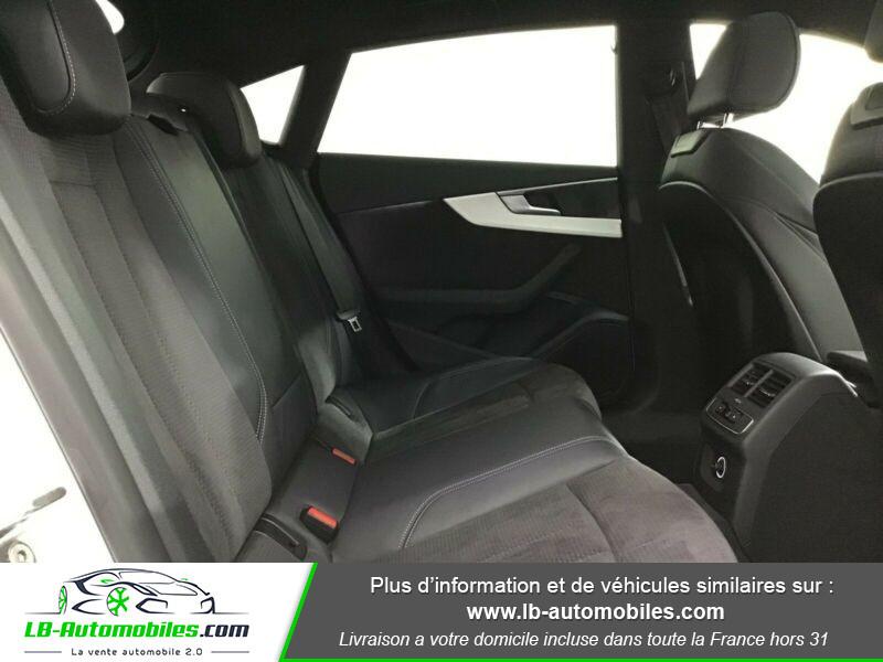 Audi S5 Sportback V6 3.0 TFSI 354 / Tiptronic 8 Quattro Blanc occasion à Beaupuy - photo n°5