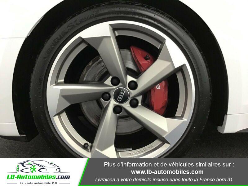 Audi S5 Sportback V6 3.0 TFSI 354 / Tiptronic 8 Quattro Blanc occasion à Beaupuy - photo n°11