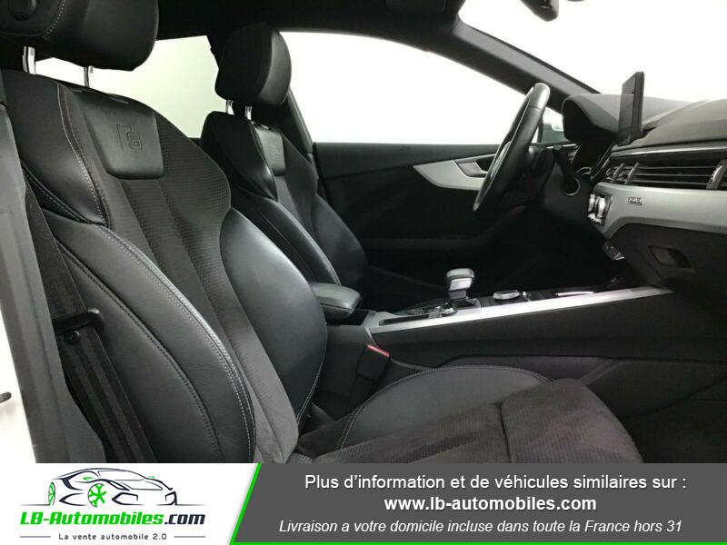 Audi S5 Sportback V6 3.0 TFSI 354 / Tiptronic 8 Quattro Blanc occasion à Beaupuy - photo n°4