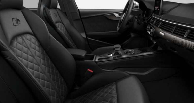 Audi S5 Sportback V6 354Ch 2018 Blanc occasion à Pornic - photo n°5