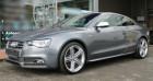 Audi S5 3.0 V6 TFSI 333ch quattro S tronic 7 Gris à Boulogne-Billancourt 92