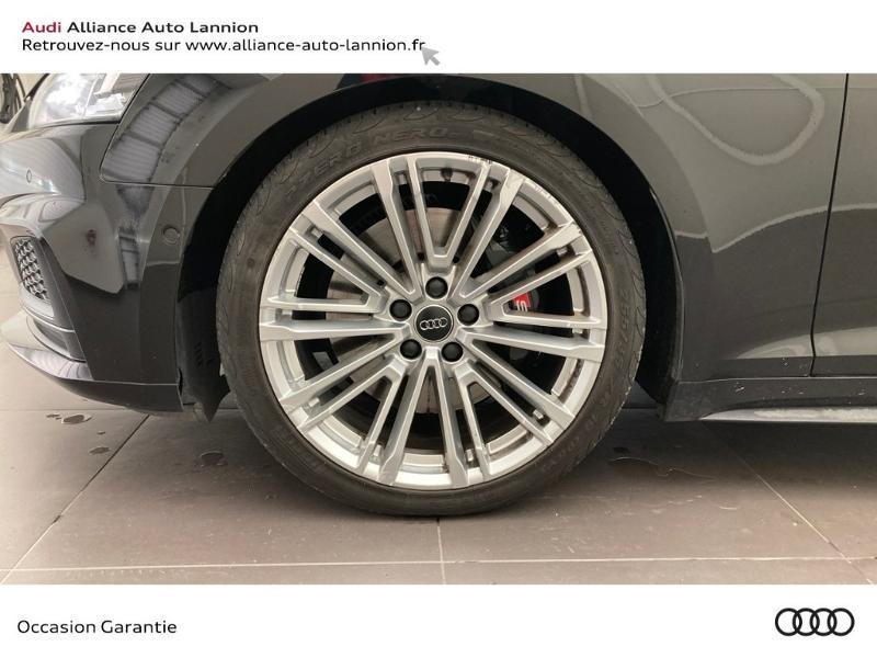 Audi S5 3.0 V6 TFSI 354ch quattro tiptronic 8 Noir occasion à Lannion - photo n°17