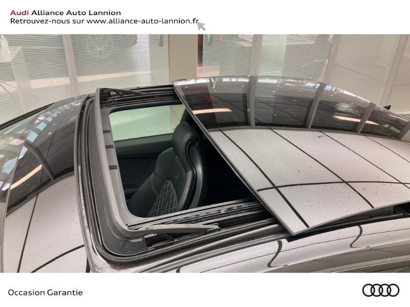 Audi S5 3.0 V6 TFSI 354ch quattro tiptronic 8 Noir occasion à Lannion - photo n°11