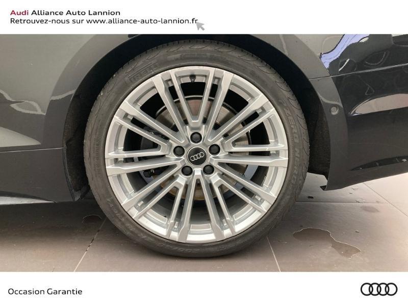 Audi S5 3.0 V6 TFSI 354ch quattro tiptronic 8 Noir occasion à Lannion - photo n°18