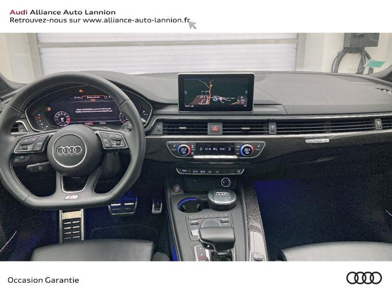 Audi S5 3.0 V6 TFSI 354ch quattro tiptronic 8 Noir occasion à Lannion - photo n°6