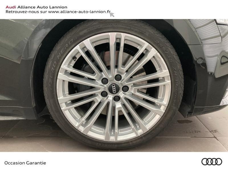 Audi S5 3.0 V6 TFSI 354ch quattro tiptronic 8 Noir occasion à Lannion - photo n°16