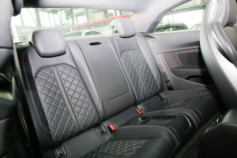 Audi S5 3.0 V6 TFSI 354CH QUATTRO TIPTRONIC 8 Gris occasion à Villenave-d'Ornon - photo n°9