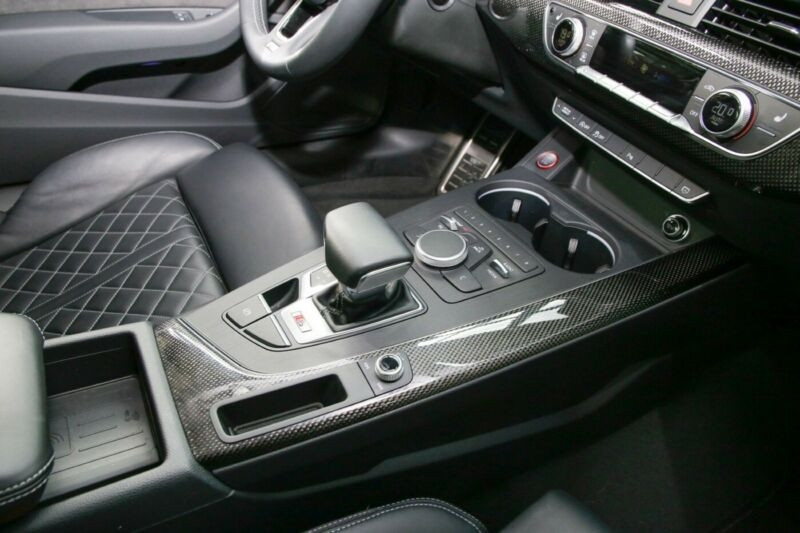 Audi S5 3.0 V6 TFSI 354CH QUATTRO TIPTRONIC 8 Gris occasion à Villenave-d'Ornon - photo n°8