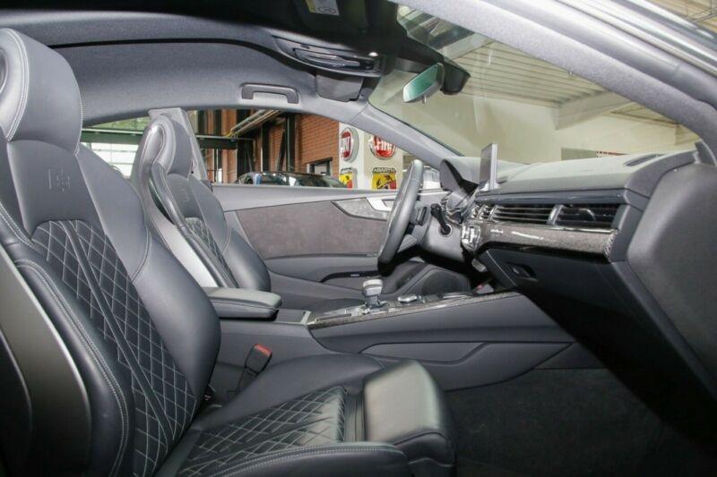 Audi S5 3.0 V6 TFSI 354CH QUATTRO TIPTRONIC 8 Gris occasion à Villenave-d'Ornon - photo n°5