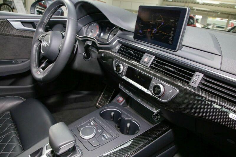 Audi S5 3.0 V6 TFSI 354CH QUATTRO TIPTRONIC 8 Gris occasion à Villenave-d'Ornon - photo n°7