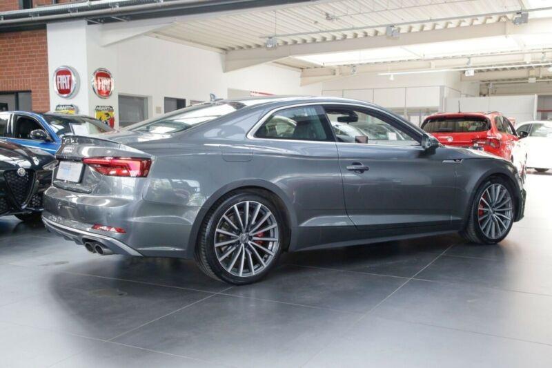 Audi S5 3.0 V6 TFSI 354CH QUATTRO TIPTRONIC 8 Gris occasion à Villenave-d'Ornon - photo n°2