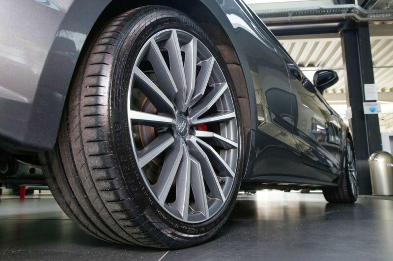 Audi S5 3.0 V6 TFSI 354CH QUATTRO TIPTRONIC 8 Gris occasion à Villenave-d'Ornon - photo n°3