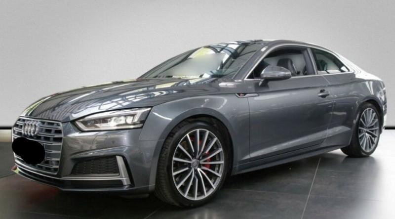 Audi S5 3.0 V6 TFSI 354CH QUATTRO TIPTRONIC 8 Gris occasion à Villenave-d'Ornon
