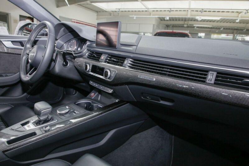 Audi S5 3.0 V6 TFSI 354CH QUATTRO TIPTRONIC 8 Gris occasion à Villenave-d'Ornon - photo n°6