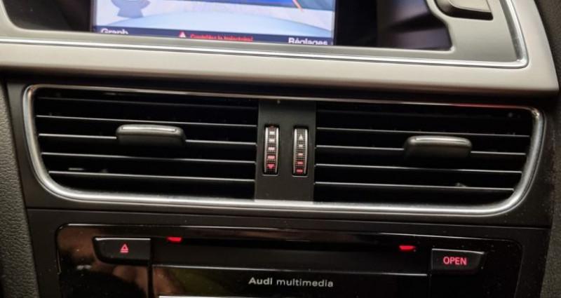 Audi S5 Cabriolet 3.0 TFSI 333 QUATTRO  occasion à MONTBRISON - photo n°7