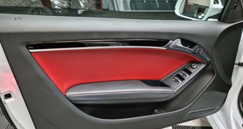 Audi S5 Cabriolet 3.0 TFSI 333 QUATTRO  occasion à MONTBRISON - photo n°5