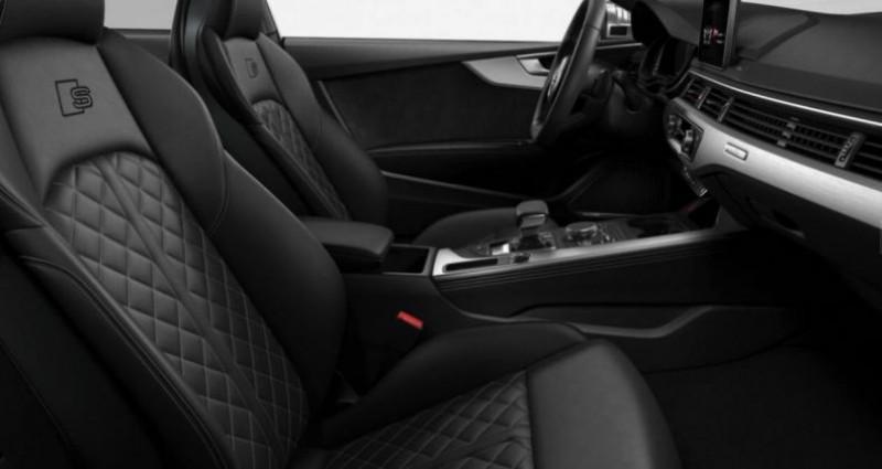 Audi S5 Coupé V6 354Ch 2018 Noir occasion à Pornic - photo n°7