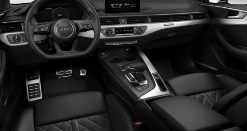 Audi S5 Coupé V6 354Ch 2018 Noir occasion à Pornic - photo n°4