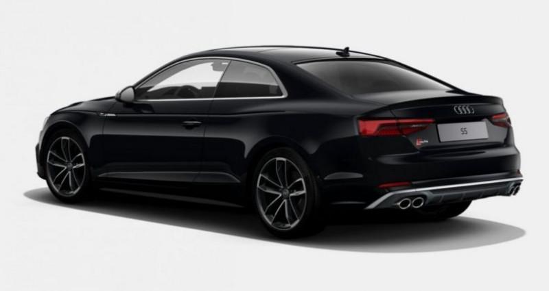 Audi S5 Coupé V6 354Ch 2018 Noir occasion à Pornic - photo n°3