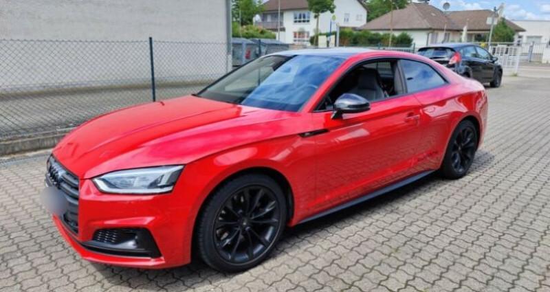 Audi S5 II 3.0 V6 TFSI 354ch quattro tiptronic 8 Rouge occasion à Boulogne-Billancourt