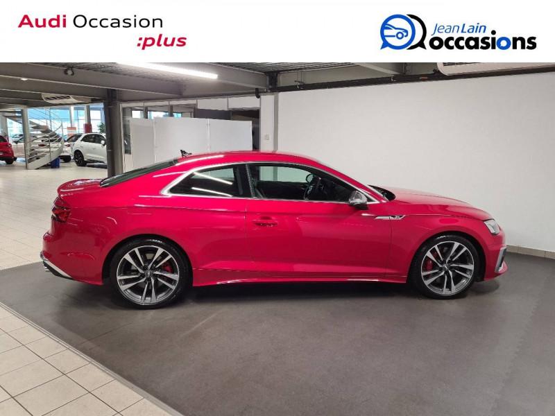 Audi S5 S5 TDI 347 Tiptronic 8 Quattro  2p Rouge occasion à La Motte-Servolex - photo n°4