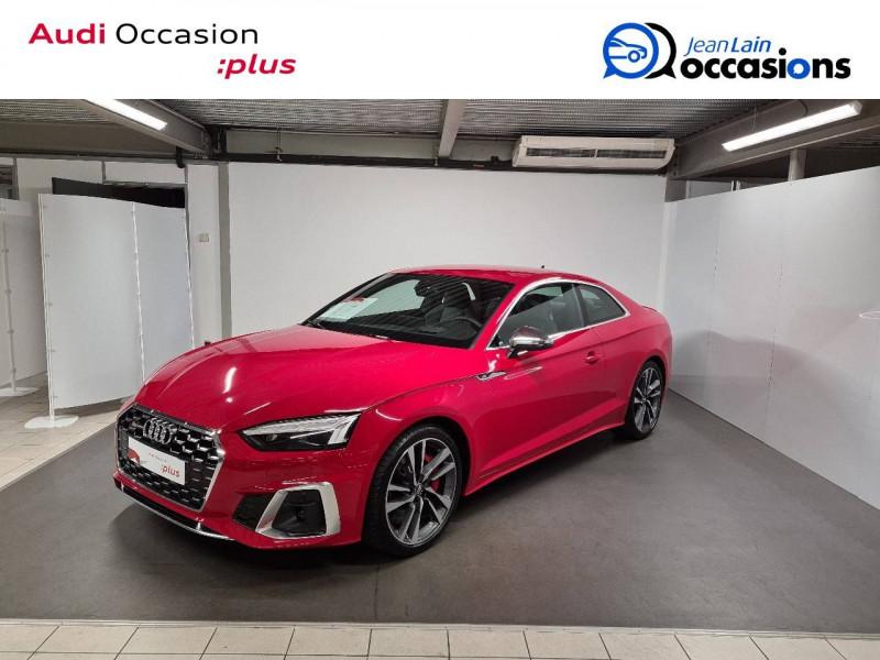 Audi S5 S5 TDI 347 Tiptronic 8 Quattro  2p Rouge occasion à La Motte-Servolex