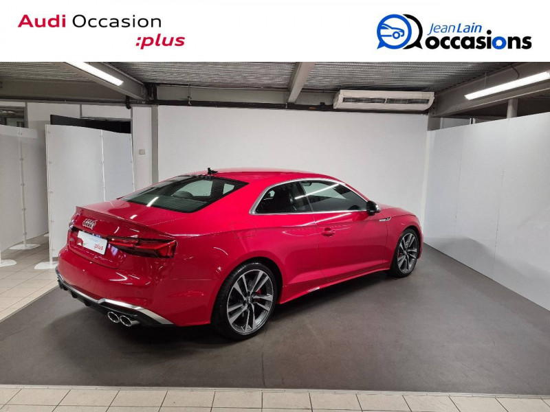 Audi S5 S5 TDI 347 Tiptronic 8 Quattro  2p Rouge occasion à La Motte-Servolex - photo n°5