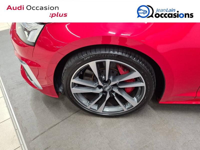 Audi S5 S5 TDI 347 Tiptronic 8 Quattro  2p Rouge occasion à La Motte-Servolex - photo n°9