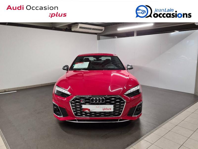 Audi S5 S5 TDI 347 Tiptronic 8 Quattro  2p Rouge occasion à La Motte-Servolex - photo n°2