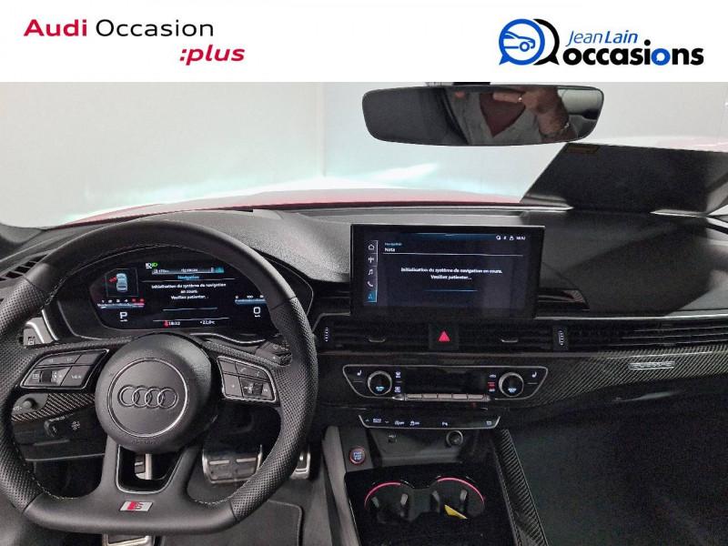 Audi S5 S5 TDI 347 Tiptronic 8 Quattro  2p Rouge occasion à La Motte-Servolex - photo n°18