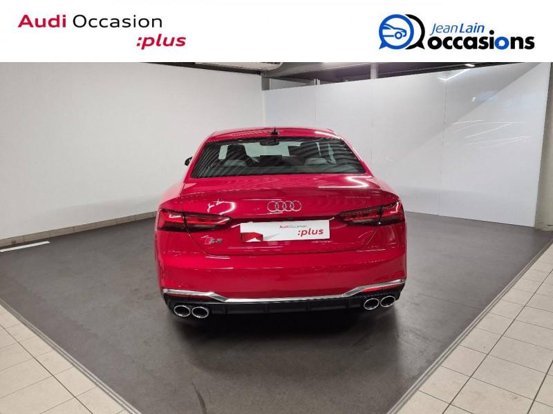 Audi S5 S5 TDI 347 Tiptronic 8 Quattro  2p Rouge occasion à La Motte-Servolex - photo n°6
