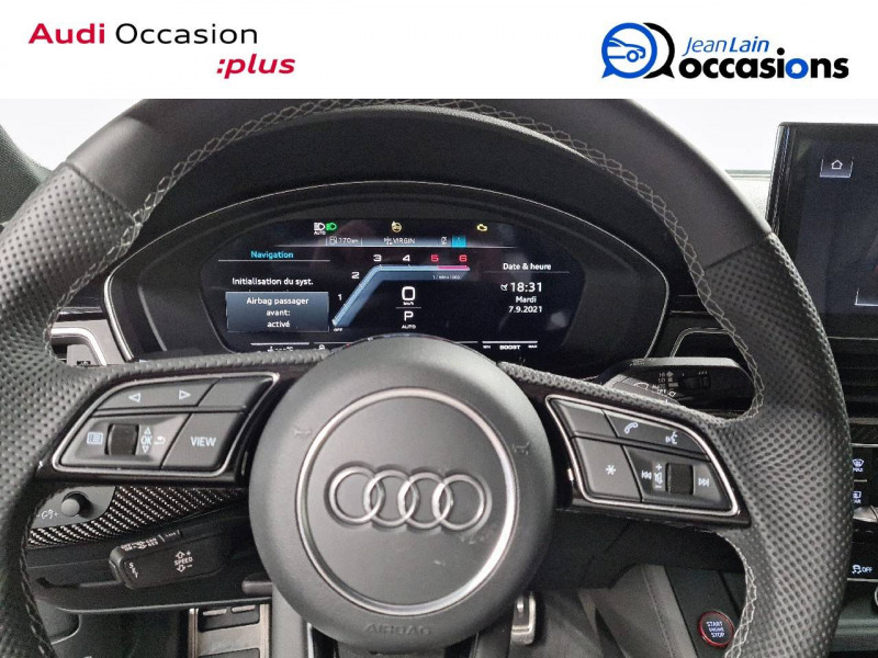Audi S5 S5 TDI 347 Tiptronic 8 Quattro  2p Rouge occasion à La Motte-Servolex - photo n°12