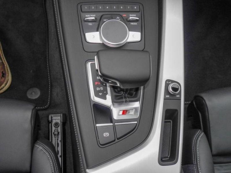 Audi S5 S5 V6 3.0 TFSI 354 Tiptronic 8 Quattro Blanc occasion à Beaupuy - photo n°9