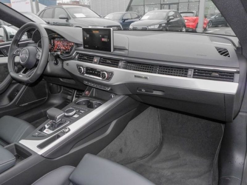 Audi S5 S5 V6 3.0 TFSI 354 Tiptronic 8 Quattro Blanc occasion à Beaupuy - photo n°2