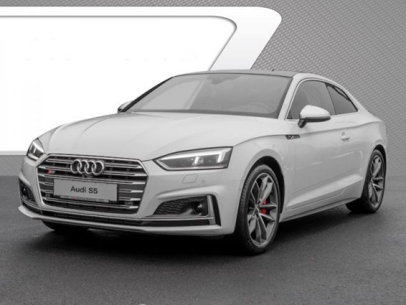 Audi S5 S5 V6 3.0 TFSI 354 Tiptronic 8 Quattro Blanc occasion à Beaupuy
