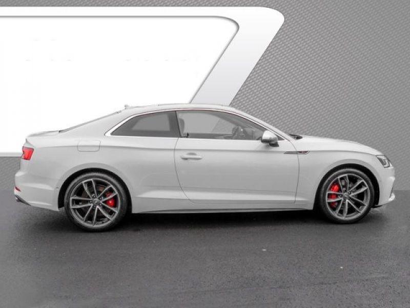 Audi S5 S5 V6 3.0 TFSI 354 Tiptronic 8 Quattro Blanc occasion à Beaupuy - photo n°5