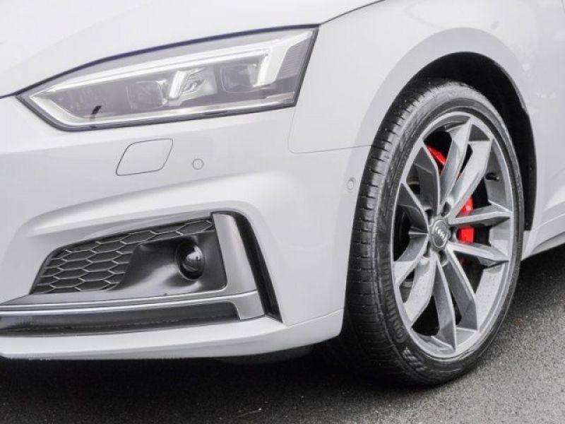Audi S5 S5 V6 3.0 TFSI 354 Tiptronic 8 Quattro Blanc occasion à Beaupuy - photo n°8