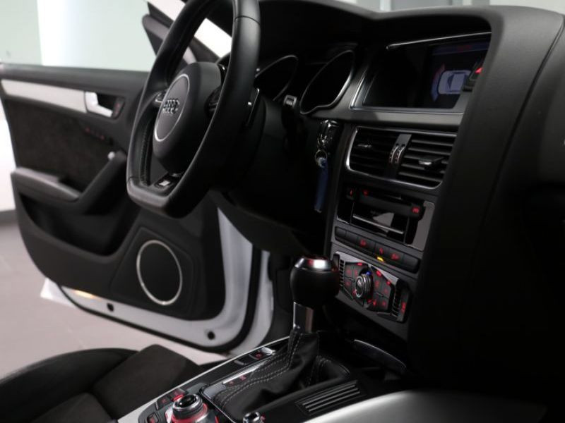 Audi S5 Sportback 3.0 TFSI 333 Blanc occasion à Beaupuy - photo n°8