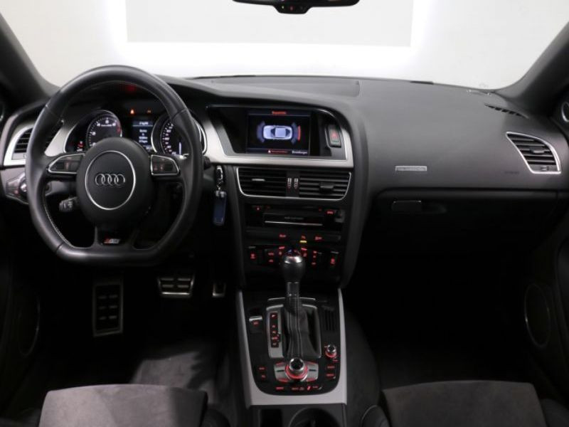 Audi S5 Sportback 3.0 TFSI 333 Blanc occasion à Beaupuy - photo n°2