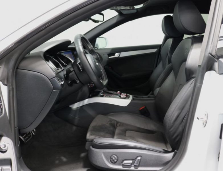 Audi S5 Sportback 3.0 TFSI 333 Blanc occasion à Beaupuy - photo n°5