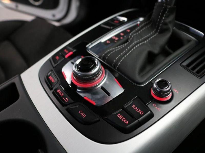 Audi S5 Sportback 3.0 TFSI 333 Blanc occasion à Beaupuy - photo n°7