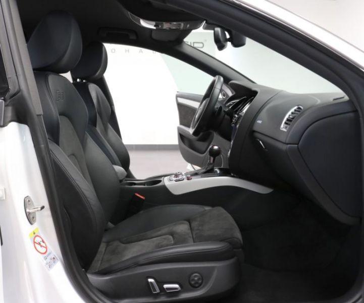 Audi S5 Sportback 3.0 TFSI 333 Blanc occasion à Beaupuy - photo n°4