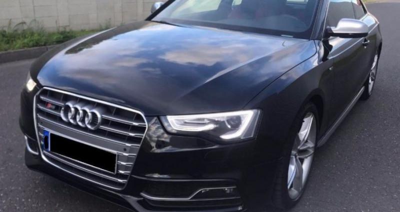 Audi S5 V6 3.0 TFSI 333 QUATTRO S TRONIC 7(01/2016) Noir occasion à Saint Patrice - photo n°5