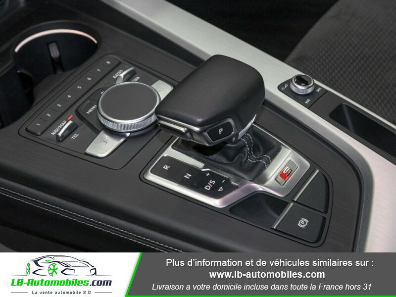 Audi S5 V6 3.0 TFSI 354 / Tiptronic 8 Quattro Bleu occasion à Beaupuy - photo n°8