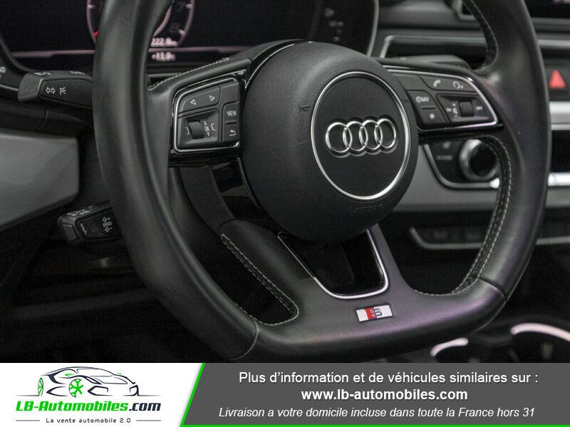Audi S5 V6 3.0 TFSI 354 / Tiptronic 8 Quattro Bleu occasion à Beaupuy - photo n°10