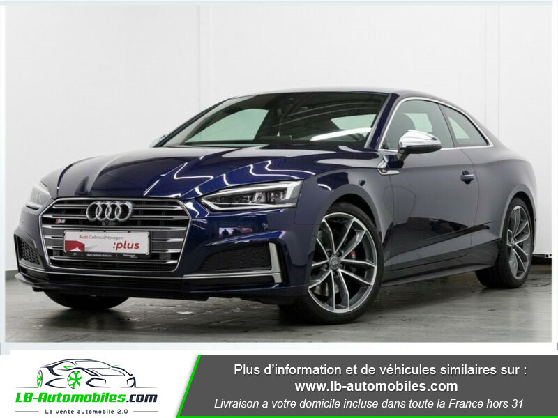 Audi S5 V6 3.0 TFSI 354 / Tiptronic 8 Quattro Bleu occasion à Beaupuy