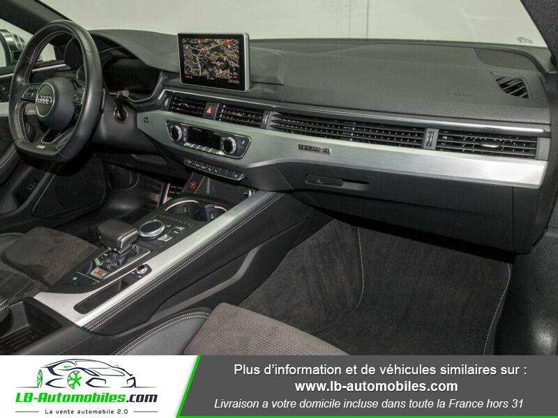 Audi S5 V6 3.0 TFSI 354 / Tiptronic 8 Quattro Bleu occasion à Beaupuy - photo n°4