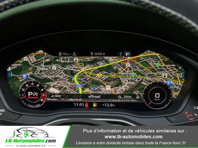 Audi S5 V6 3.0 TFSI 354 / Tiptronic 8 Quattro Bleu occasion à Beaupuy - photo n°5