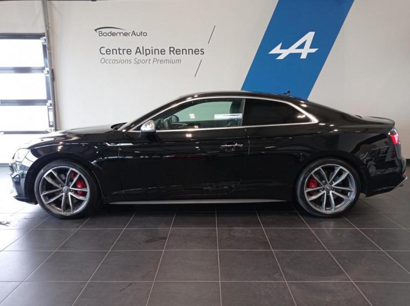 Audi S5 V6 3.0 TFSI 354 Tiptronic 8 Quattro Noir occasion à SAINT-GREGOIRE - photo n°2