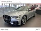 Audi S6 Avant 3.0 TDI 349ch quattro tiptronic Gris à Lannion 22